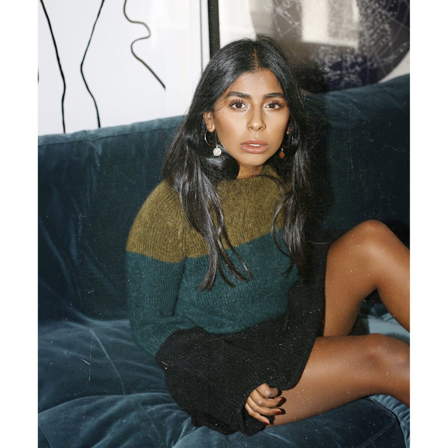 KNITWEAR WITH FRENCH CONNECTION