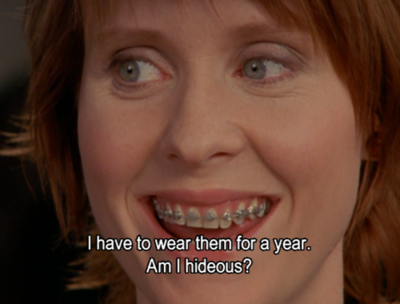 BRACES IN MY ADULT YEARS